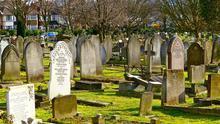 El cementerio de Wandsworth, en Londres