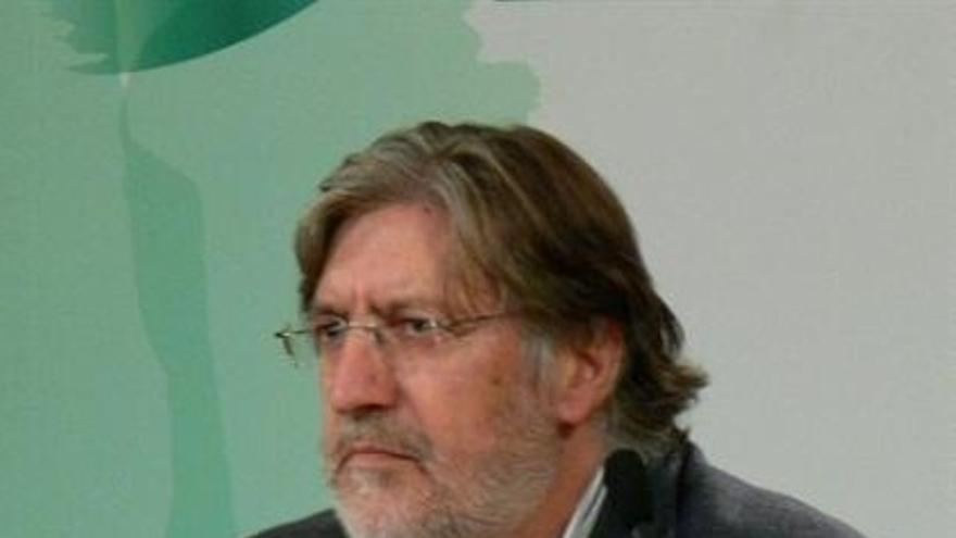 José Antonio Pérez Tapias presenta su candidatura a la Secretaría General del PSOE