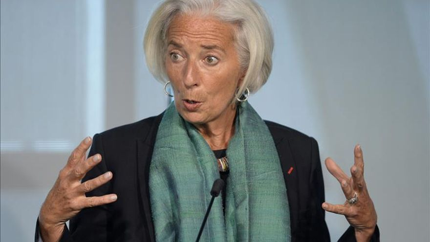 Lagarde imputada en relación con un caso de corrupción en Francia