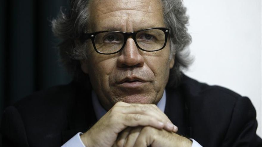 Luis Almagro asume mañana el reto de renovar una OEA debilitada y en crisis