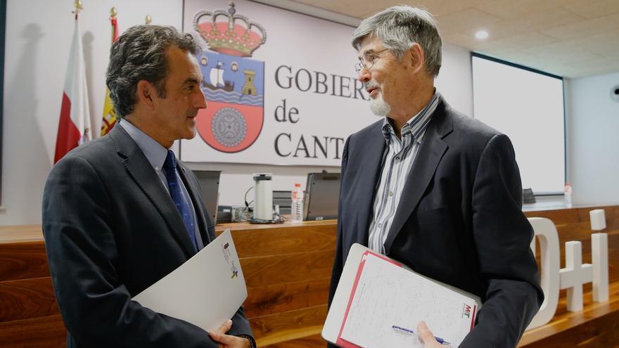 Martín anima a la colaboración entre lo público y lo privado para fomentar la innovación
