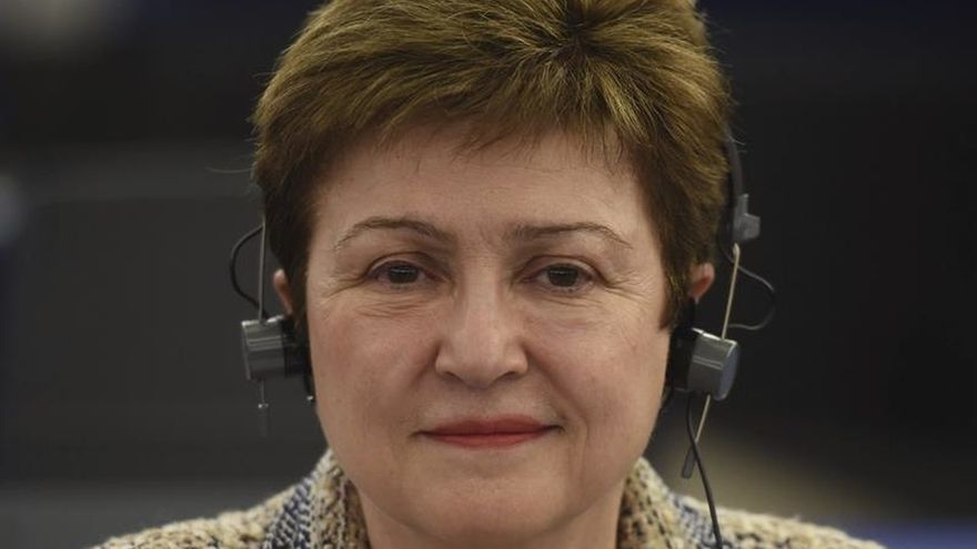 Georgieva anima a última hora la carrera por dirigir la ONU