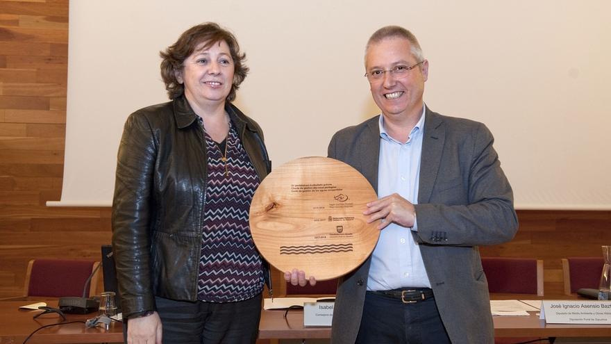 Navarra, Guipuzcoa y la Aglomération du Pays Basque se comprometen a la gestión conjunta del Bidasoa, Urumea y Nivelle