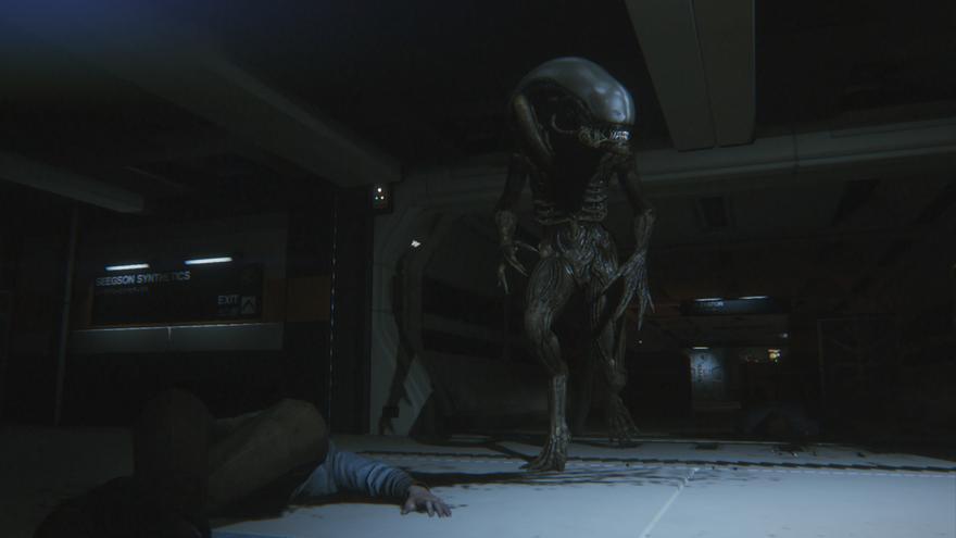 Alien Isolation Gamescom 2014