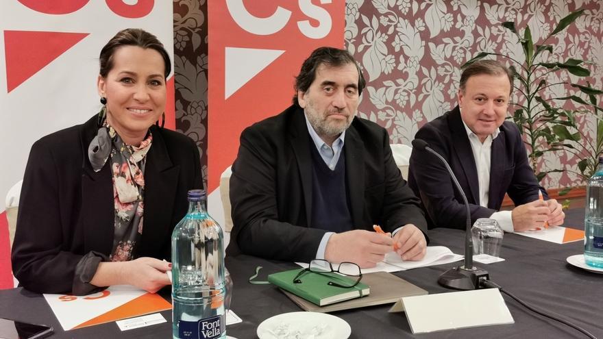 """Presidente de la gestora de Cs ve al partido en Cantabria """"esperanzado"""" tras la crisis: Se empieza a ver la luz"""