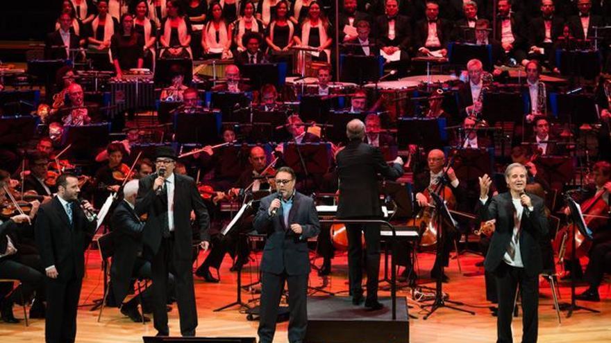 Imagen de archivo de 'Morera Sinfónico'.