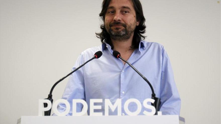 """PP y PSOE piden que Zapata deje el acta y Podemos apunta a un """"tamayazo"""""""