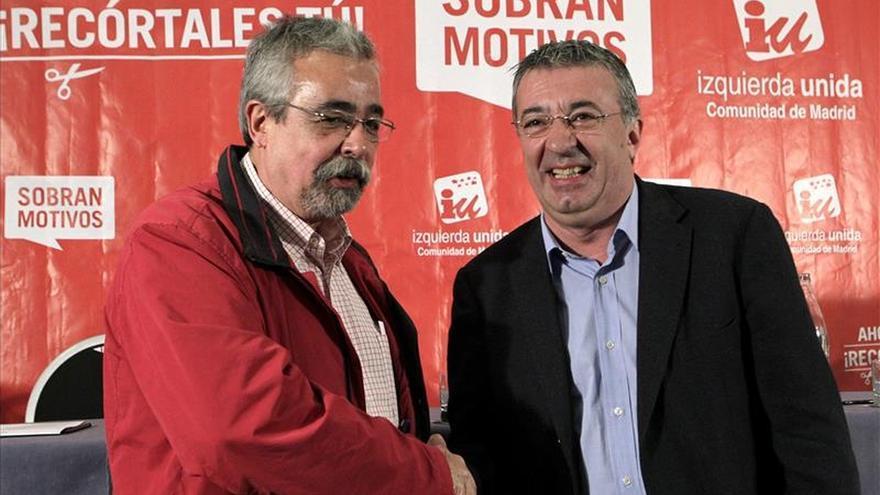 IU mantiene a sus portavoces en Madrid en contra de la resolución federal