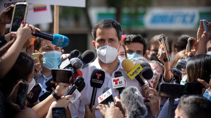 Guaidó agradece apoyo del Consejo de la UE para solucionar crisis venezolana