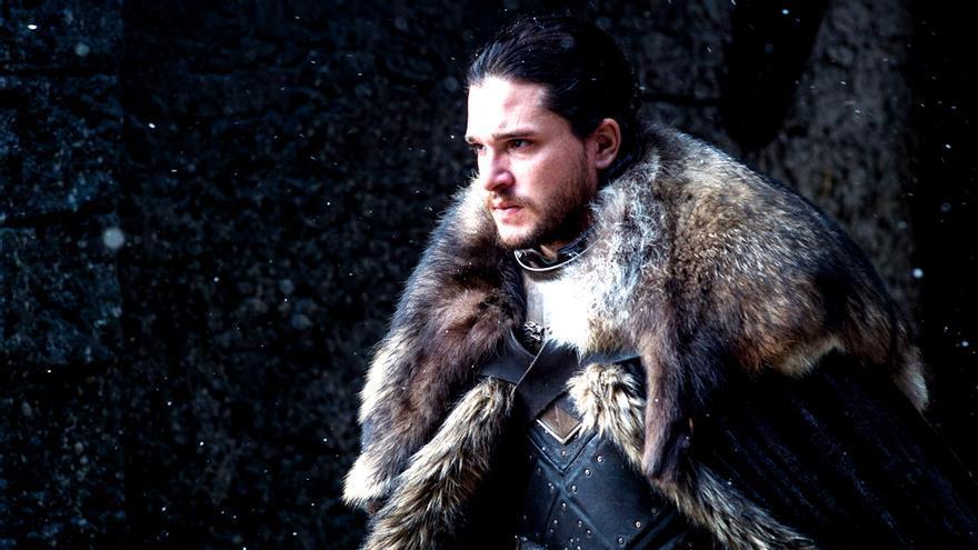 Jon Snow, en una nueva imagen promocional de 'Juego de Tronos'