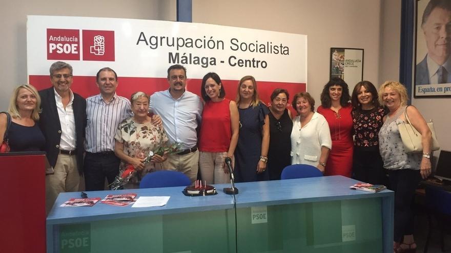 """Fuentes agradece el apoyo de la """"militancia comprometida"""" que ha avalado su candidatura a liderar el PSOE"""