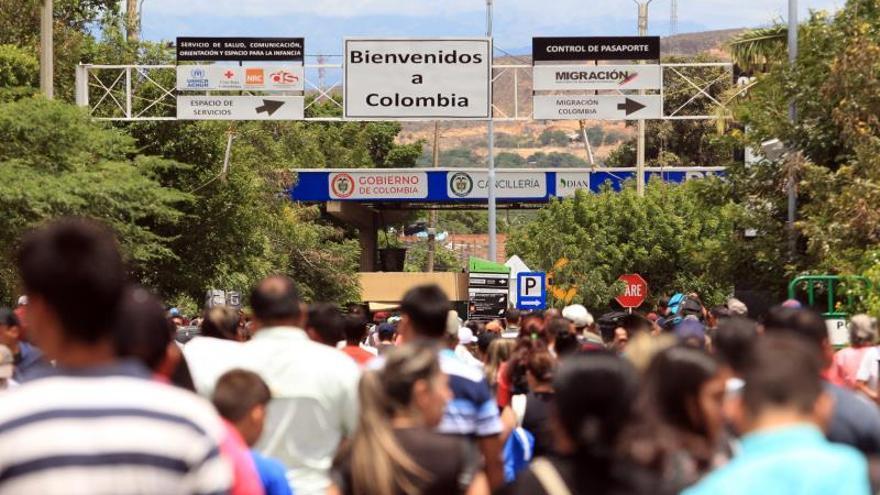 Según las últimas cifras de Migración Colombia, más de 1,6 millones de venezolanos se han radicado en el país, de los cuales 720.000 están de forma regular.