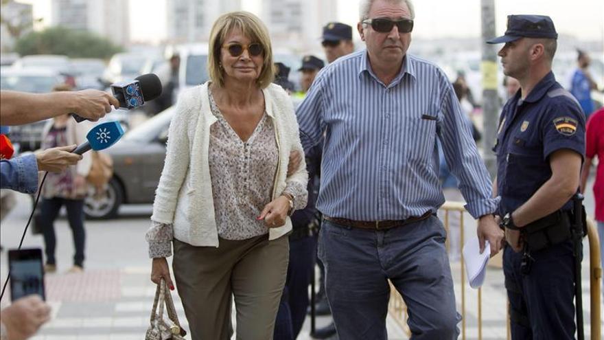 """Isabel García Marcos, condenada a 4 años de prisión en el caso """"Malaya"""""""