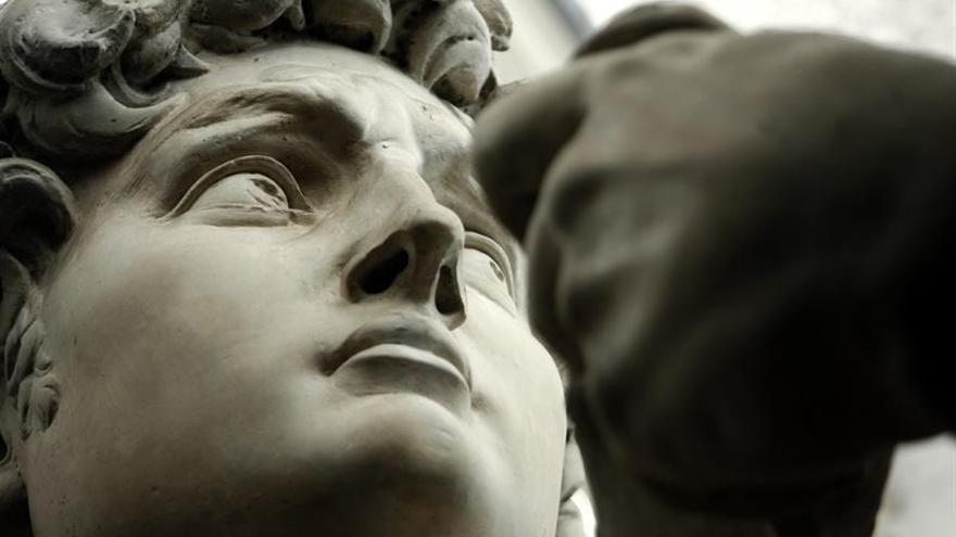 Italia prohíbe el uso comercial sin autorización del David de Miguel Ángel