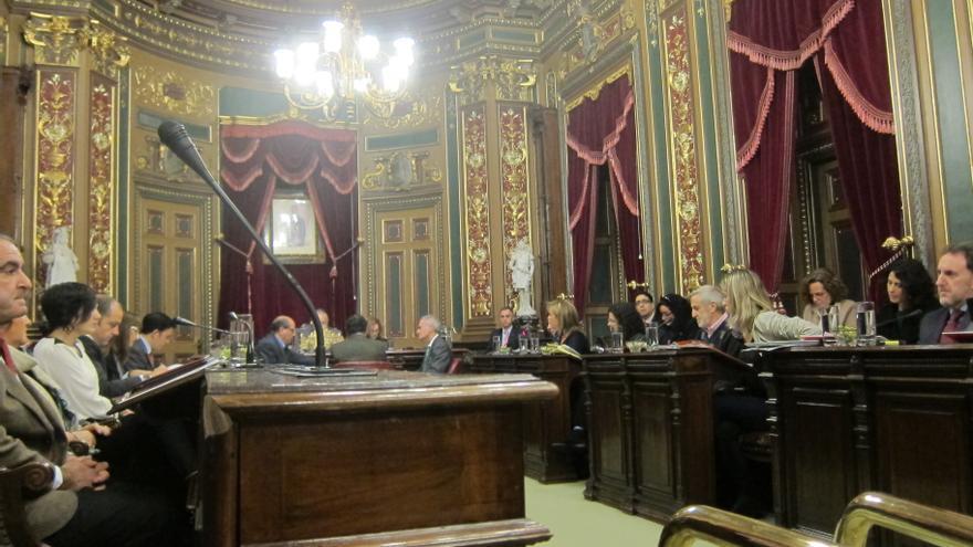 """Ayuntamiento de Bilbao pide """"dar pasos reales"""" en el cumplimiento de la legalidad vigente con respecto a los presos"""