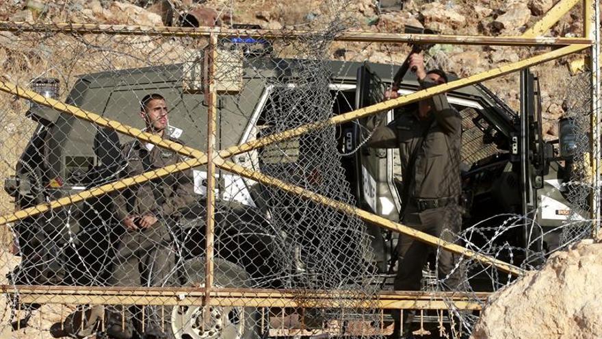 Un israelí herido por disparos cerca de un asentamiento en Cisjordania