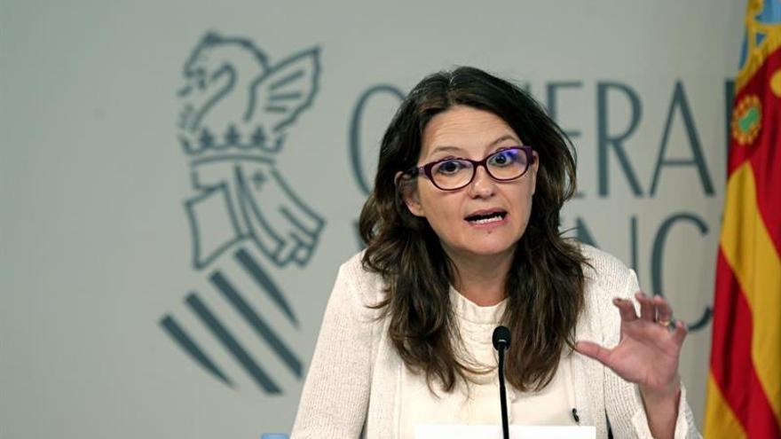 Oltra: Al president Puig no le afecta el resultado de las primarias del PSOE
