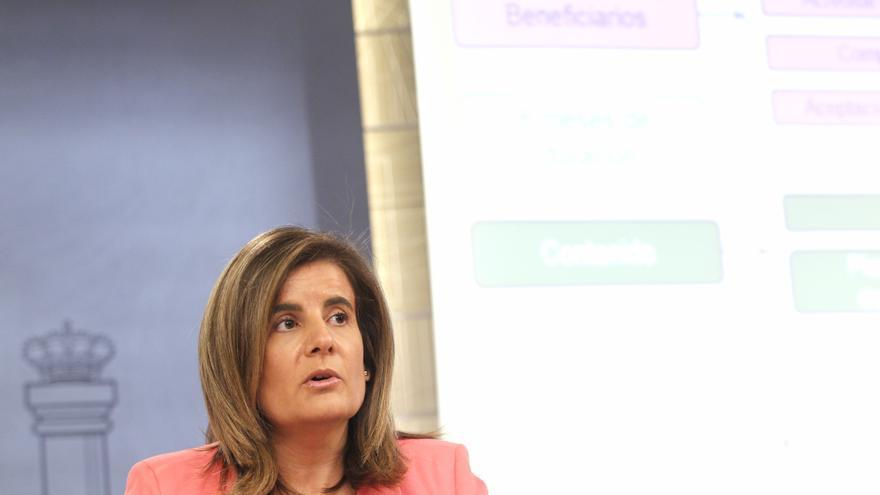 """Báñez asegura que el balance de la reforma laboral está siendo """"esperanzador"""""""