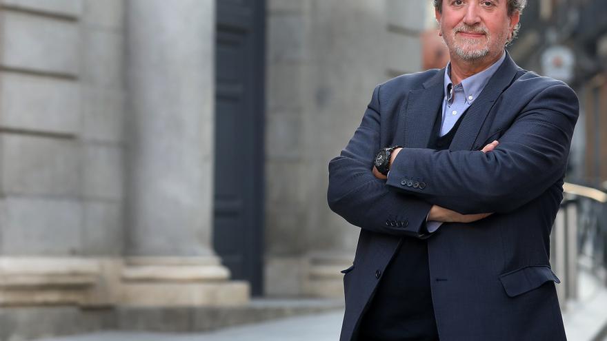 Santiago Torres, abogado y antes juez