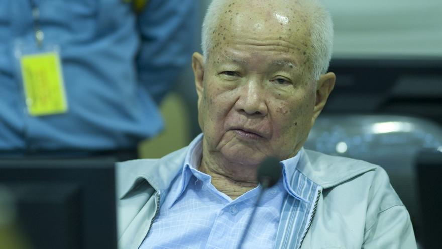 El último líder vivo del Jemer Rojo defiende su inocencia en su alegato final