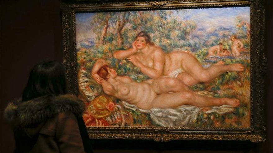 """""""El canto del cisne"""", el final de los pintores academicistas"""