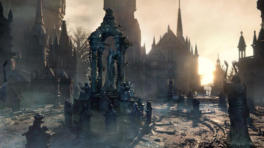 Bloodborne Gamescom 2014