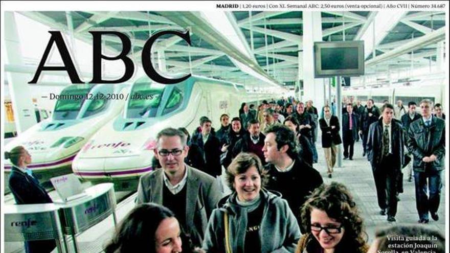 De las portadas del día (12/12/2010) #6