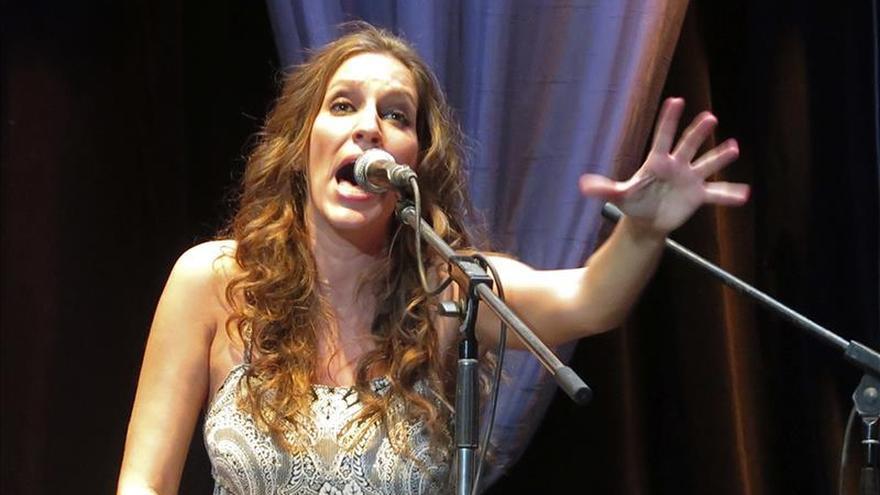 """María Toledo dice que """"el flamenco siempre está ahí, no se deja llevar por modas"""""""