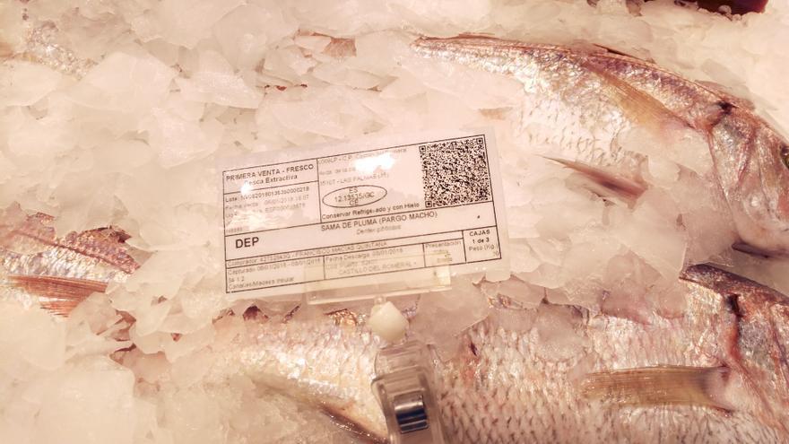 Nueva etiqueta para el pescado en Canarias