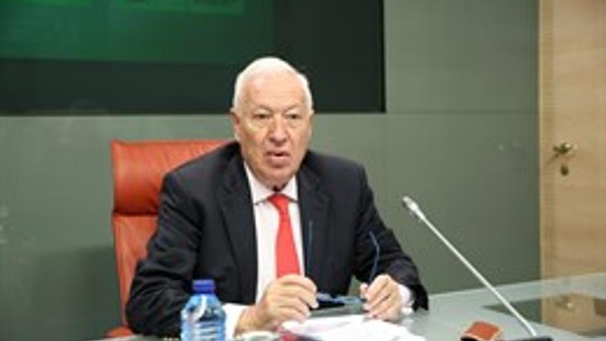 """García-Margallo tilda de """"error"""" hablar de financiación autonómica sin hacerlo del sistema fiscal en su totalidad"""