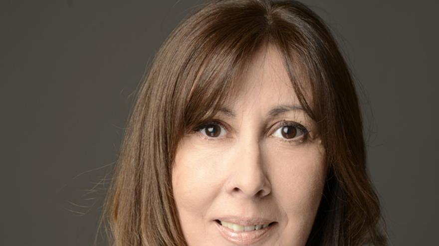 Claudia Capel, autora de 'Borges invisible'.