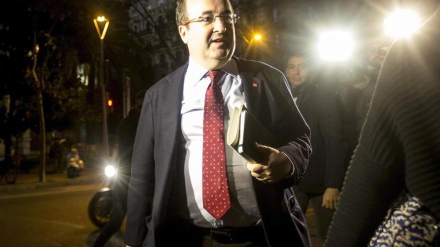 """Iceta (PSC) constata un """"cambio de actitud"""" del Gobierno pero pide """"hechos"""""""
