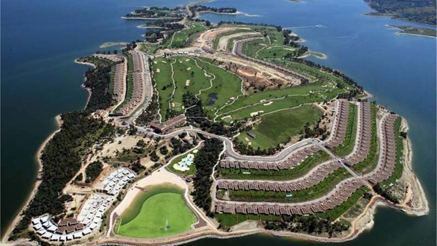 El Supremo declaró ilegal el Complejo Marina Isla de Valdecañas / www.isladevaldecanas.es