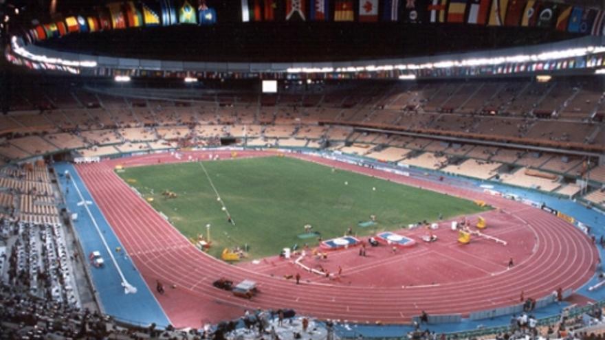 El Mundial de Atletismo de 1999 ha sido el acontecimiento más importante albergado por el estadio / www.eosevilla.com