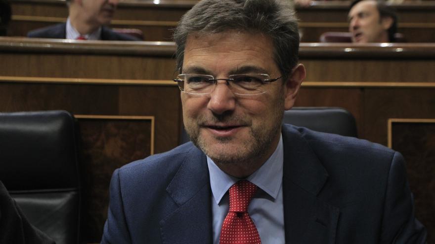 Catalá asegura que el Gobierno no ha influido en la Fiscalía y ha respetado escrupulosamente su autonomía