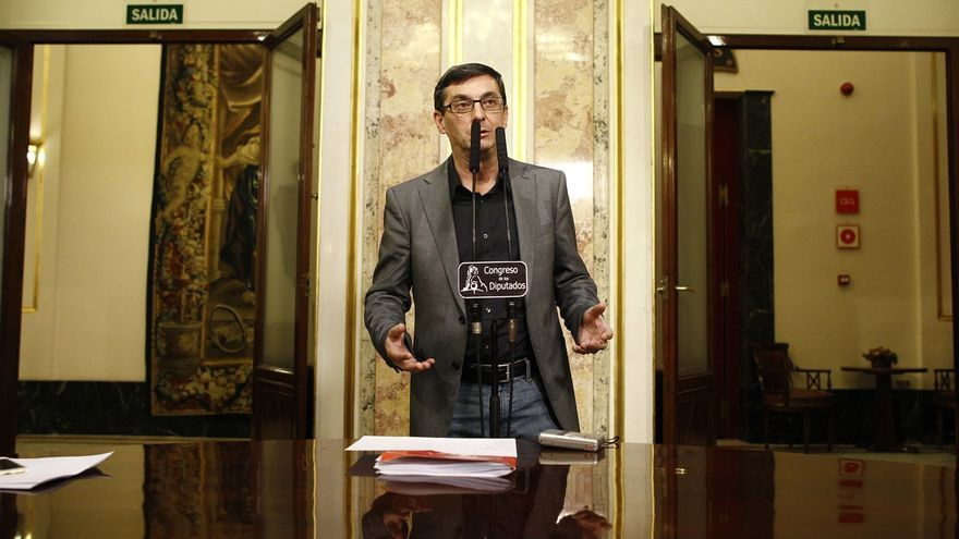 """IU-ICV presenta propuestas para dar """"un giro de 180 grados"""" a las políticas del Gobierno"""