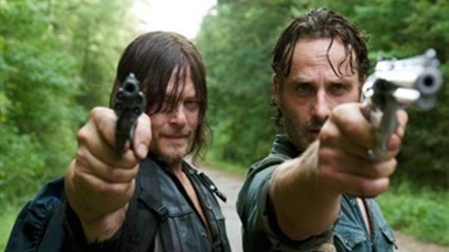 'The Walking Dead' en FOX asalta el ranking tuitero de la TV en abierto