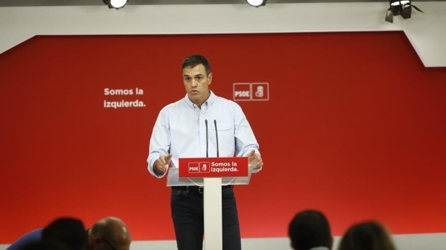 Sánchez apoya los cambios que la nueva dirección del PSOE cántabro quiere hacer en el Gobierno de coalición con Revilla