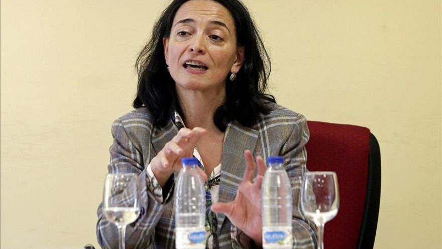 Una letrada del Constitucional lamenta que España sea conocida por carecer de transparencia