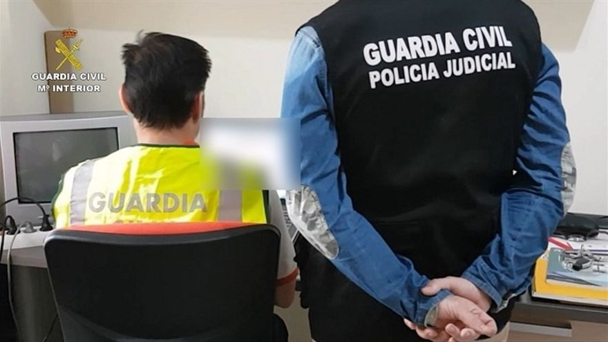 "Operación ""Chispa2"" / Guardia Civil"