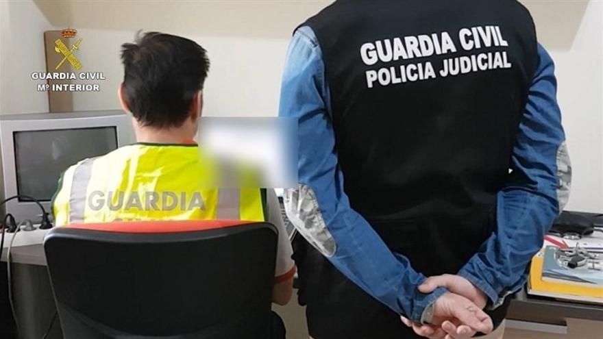 "Operación ""Chispa2"" / Guardia Civil"