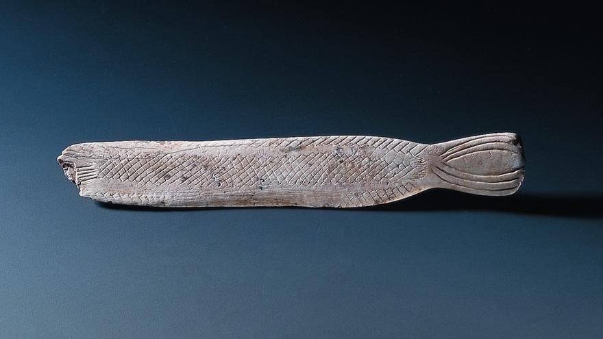 El MUPAC presta tres de sus mejores piezas al Arqueológico Nacional