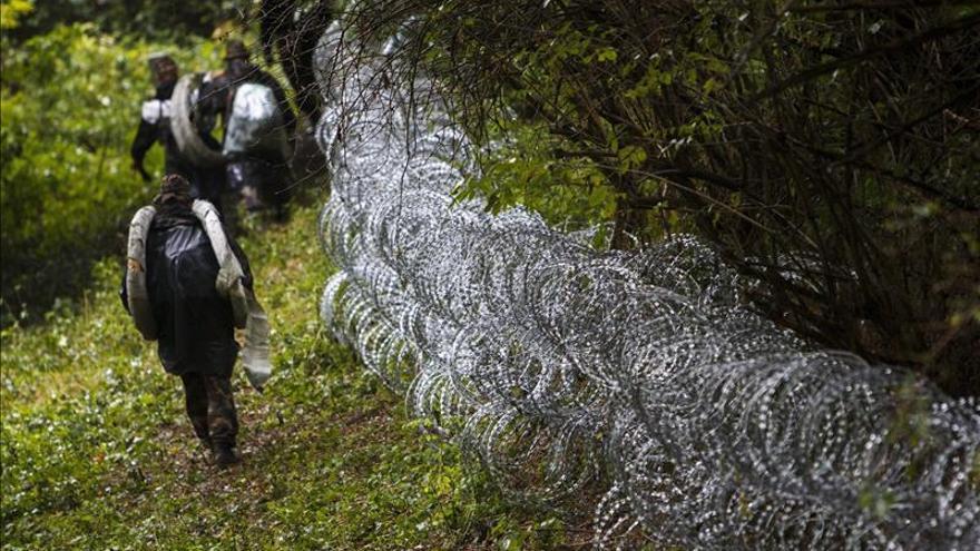 La CE está en contacto con Hungría y Eslovenia por nueva valla en la frontera