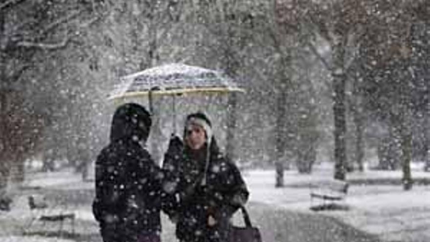 El frío mantiene a 34 provincias en alerta