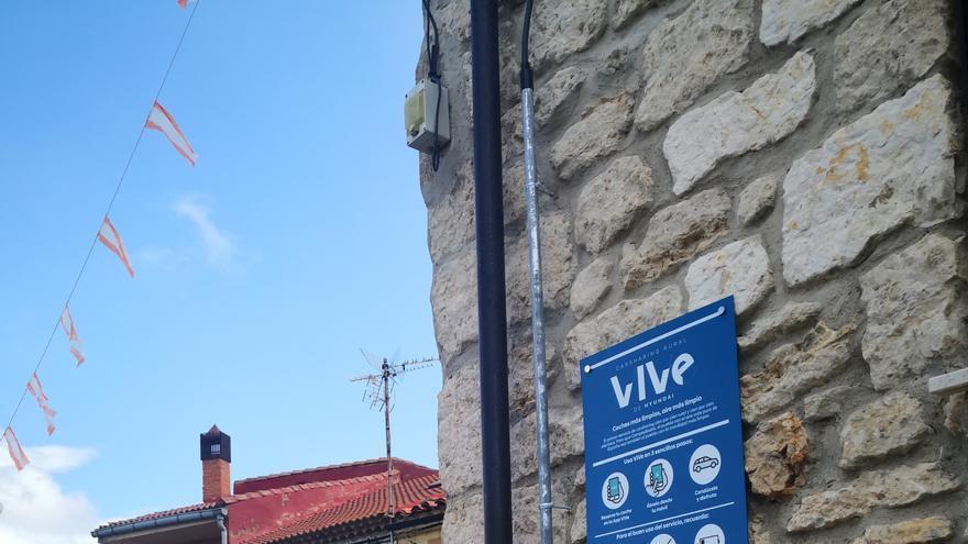 Cargador exterior de 'VIVe'