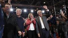 """Susana Díaz hace oficial su candidatura con el objetivo de llevar al PSOE a Moncloa """"desde la victoria"""""""