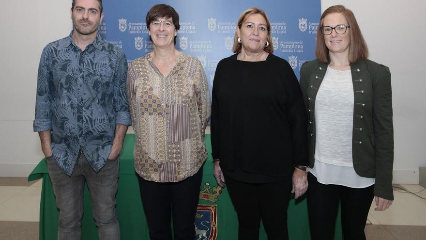 Pamplona apoya con 30.000 euros a la Fundación Secretariado Gitano para un programa de intervención socioeducativa