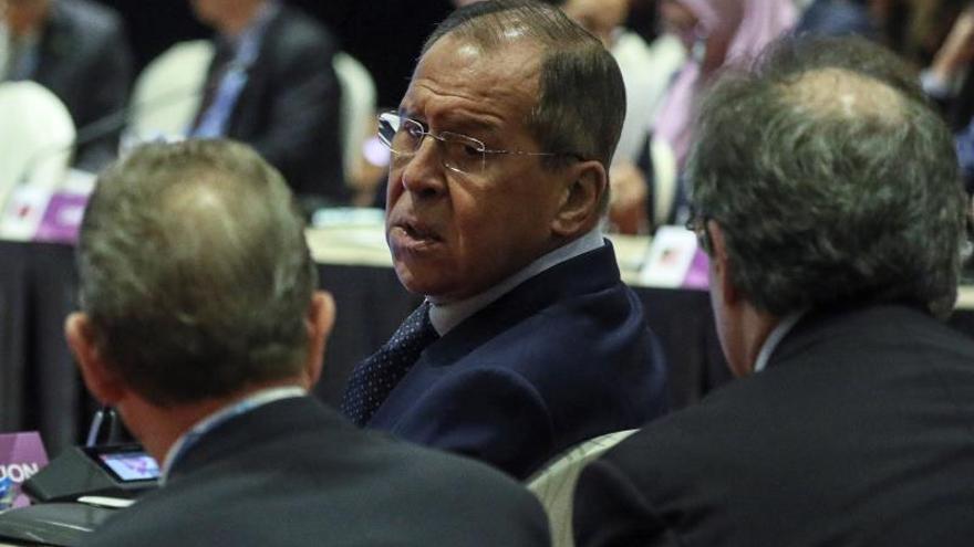 """Lavrov tacha de absurdas las acusaciones de EEUU a Rusia por el """"caso Skripal"""""""