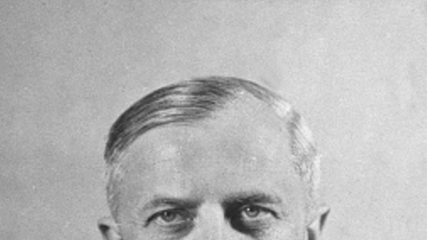 Otto Ambros, el químico favorito de Hitler