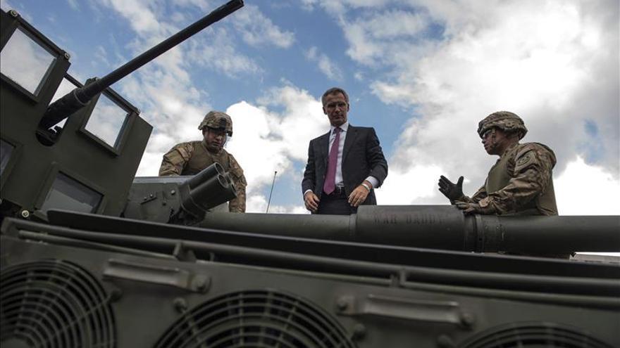 La OTAN muestra preocupación por las informaciones de mayor presencia rusa en Siria